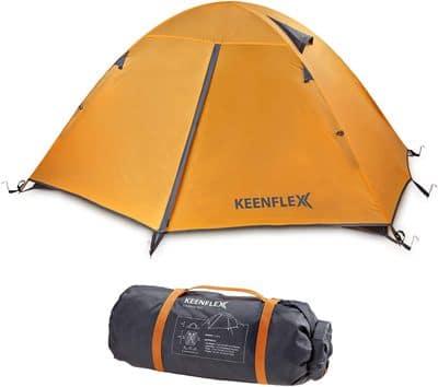 Tienda de campaña para 2 Keenflex