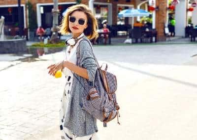 mochilas originales mujer baratas