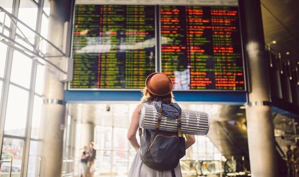 Mochilas para viaje en avión
