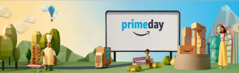 Ofertas en mochilas, maletas, equipaje, acampada en Amazon Prime Day
