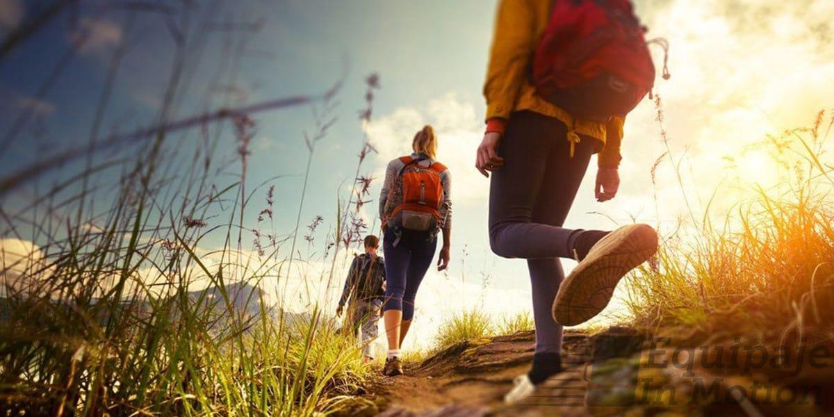 Qué llevar en la mochila de Senderismo o Trekking