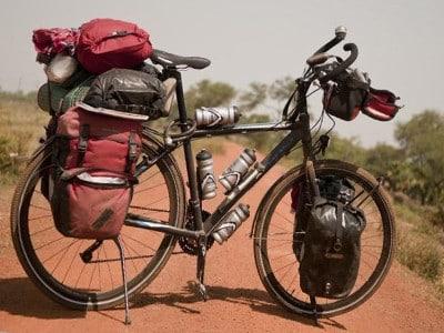 bicicleta trekking accesorios